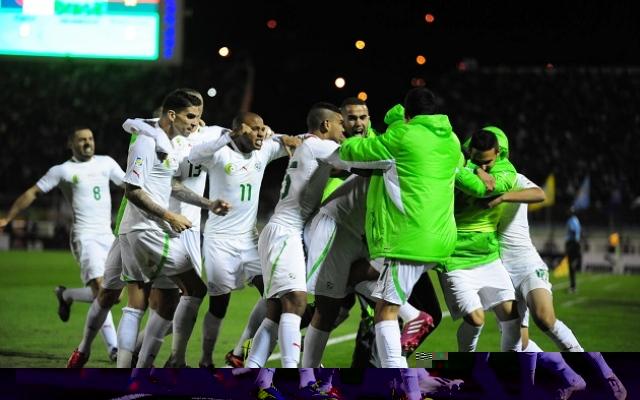 الجزائر أول المتأهلين لنهائيات أمم أفريقيا 2015