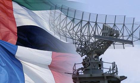 مسؤولان عسكريان من فرنسا والدانمارك يبحثان في الإمارات التعاون المشترك