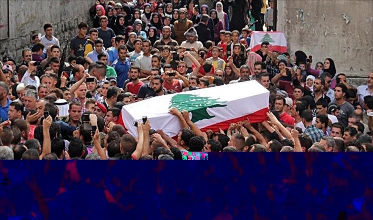 لبنان يحقق في ذبح داعش أحد جنوده