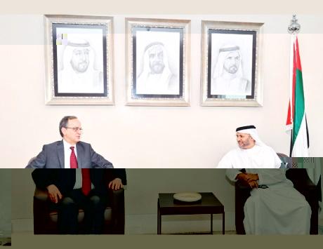 الإمارات تؤكد وقوفها مع المطالب المشروعة للشعب السوري