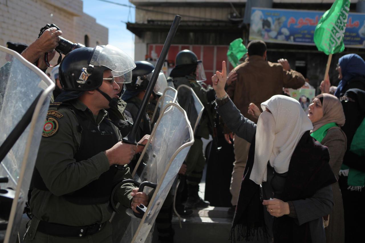"""حماس  تصف """"اتفاق كيري"""" للتهدئة بالقدس بـ""""فارغ المضمون"""""""
