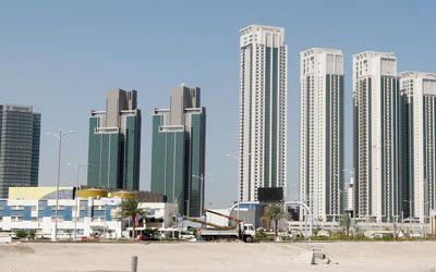 ارتفاع إيجارات المكاتب الجديدة في أبوظبي الربع الأول