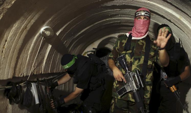 موقع القسّام يقلّل من قدرة الجدار حول غزة على صدّ أنفاقها