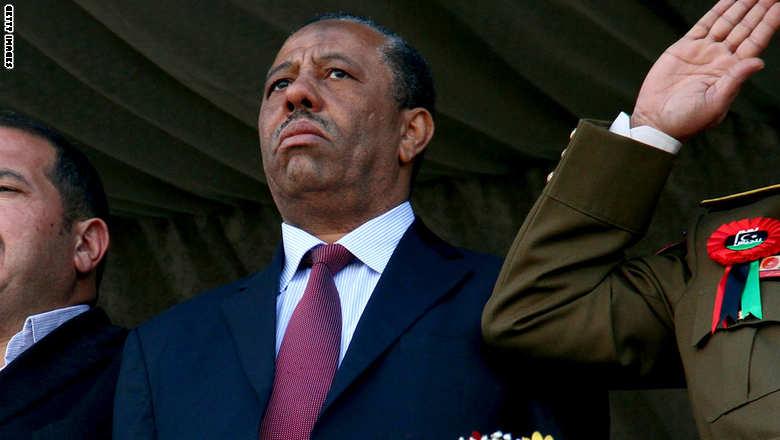رئيس الوزراء الليبي المؤقت يعتذر عن تشكيل الحكومة