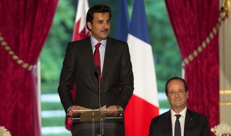 قطر تقول إنها تقف على الحياد من أزمات المنطقة