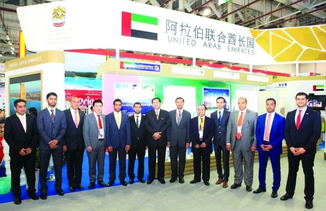 40.4 مليار دولار تجارة الإمارات غير النفطية مع الصين خلال 2013