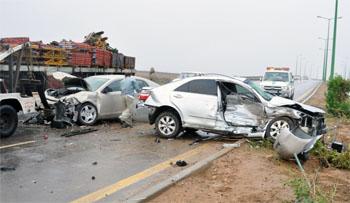 تقرير: 1.3 مليون شخص يموتون في حوادث الطرق سنويًا