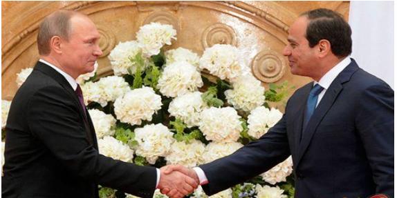 معاريف: اتفاق السيسي - بوتين.. هل يدخل الشرق الأوسط عصرًا نوويًا؟