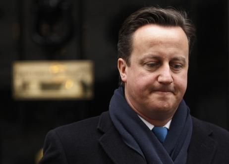 قنديل البحر يلدغ رئيس الوزراء البريطاني