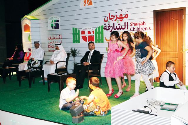 صحة دبي تشارك في مهرجان الشارقة القرائي بدورته السادسة