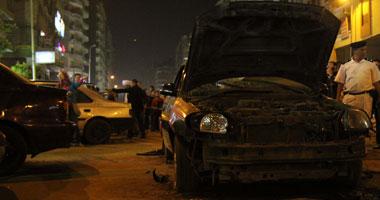 مقتل ضابط مصري في انفجار قنبلة بالجيزة