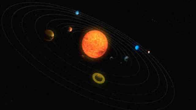 اكتشاف كوكب بحجم الأرض يدور في فلك يمكن أن تنشأ فيه حياة
