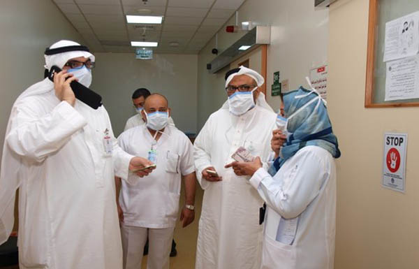 وفاة شخصين بفيروس كورونا في السعودية