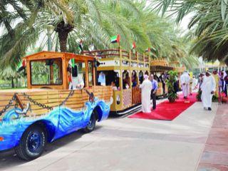 32 ألف زائر لحدائق أبوظبي بالحجز الإلكتروني