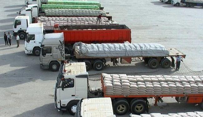 1.15 مليار درهم صادرات الإمارات من مواد البناء إلى مصر