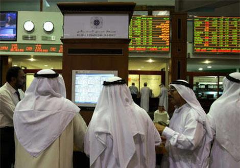 70 % ارتفاع المستثمرين في سوق دبي المالي