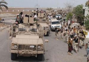 القوات الخليجية تتقدم عملية تحرير مأرب