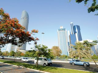 توقعات بنمو اقتصاد الإمارات 4 % خلال 4 سنوات