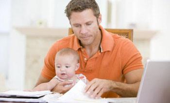 دراسة: عُمر الرجل عند الانجاب يؤثر على صحة طفله