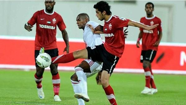 الأهلي يخرج من بطولة دوري أبطال آسيا للكرة