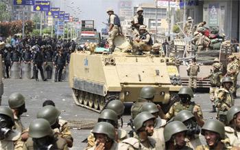 مصر: 15 هيئة حقوقية تنتقد توسيع اختصاصات القضاء العسكري