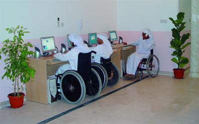 بلدية دبي توفر ألعابا ترفيهية لذوي الاحتياجات الخاصة