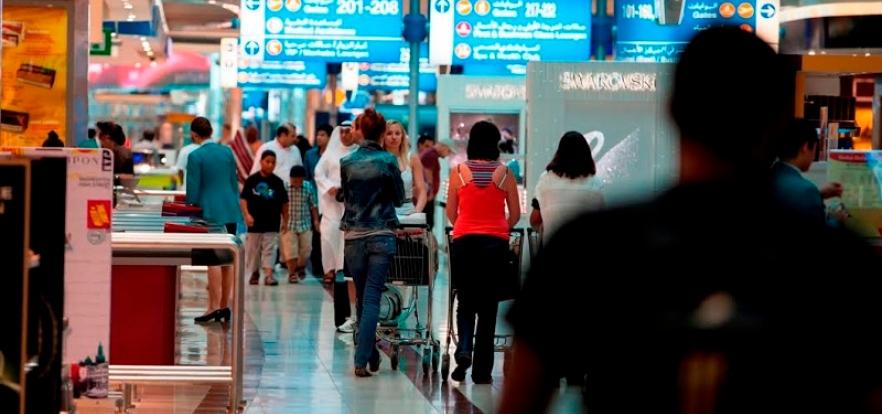 مطار دبي الدولي يسجل أعلى رقم في تاريخه خلال شهر واحد