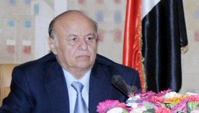 """الرئيس اليمني: 70 % من عناصر """"القاعدة"""" ليسوا يمنيين"""