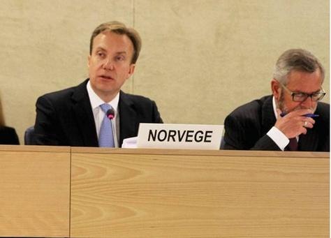 السعودية تنتقد حقوق الإنسان بالنرويج