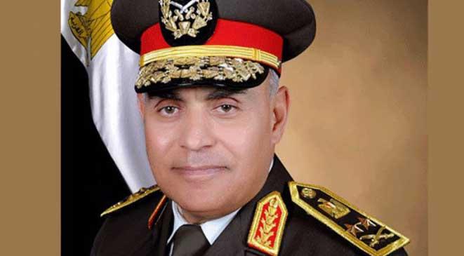 وزير الدفاع المصري يؤكد دعم مصر للجيش الليبي