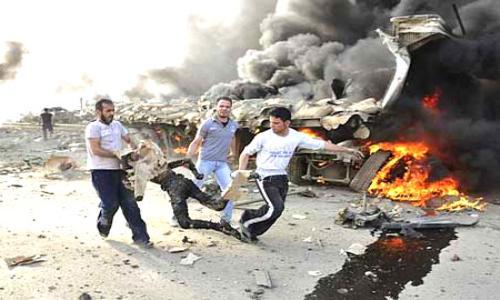 مقترح أوروبي بتشكيل هيئة حكم انتقالية في سوريا