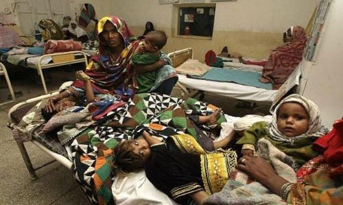 باكستان: ارتفاع ضحايا المجاعة في السند إلى 194 طفلًا