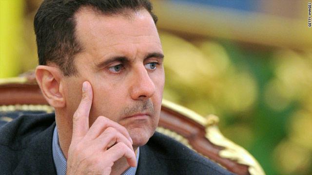 مقتل ابن عم بشار الأسد قرب الحدود التركية