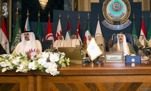 القمة العربية تنطلق في الكويت وسط خلافات متعددة