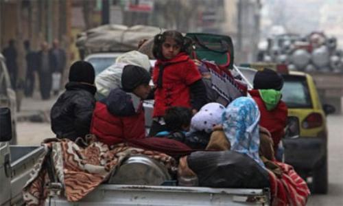 الأمم المتحدة: عدد اللاجئين السوريين في لبنان تخطى المليون