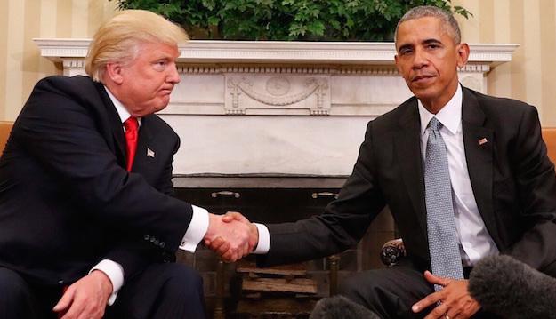 """""""سي إن إن"""" تكشف فحوى رسالة أوباما السرية لترامب.. ماذا قال له؟"""
