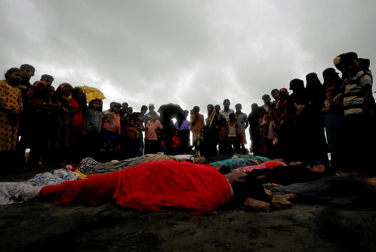"""هآرتس: """"إسرائيل"""" ترفض وقف بيع السلاح لميانمار"""
