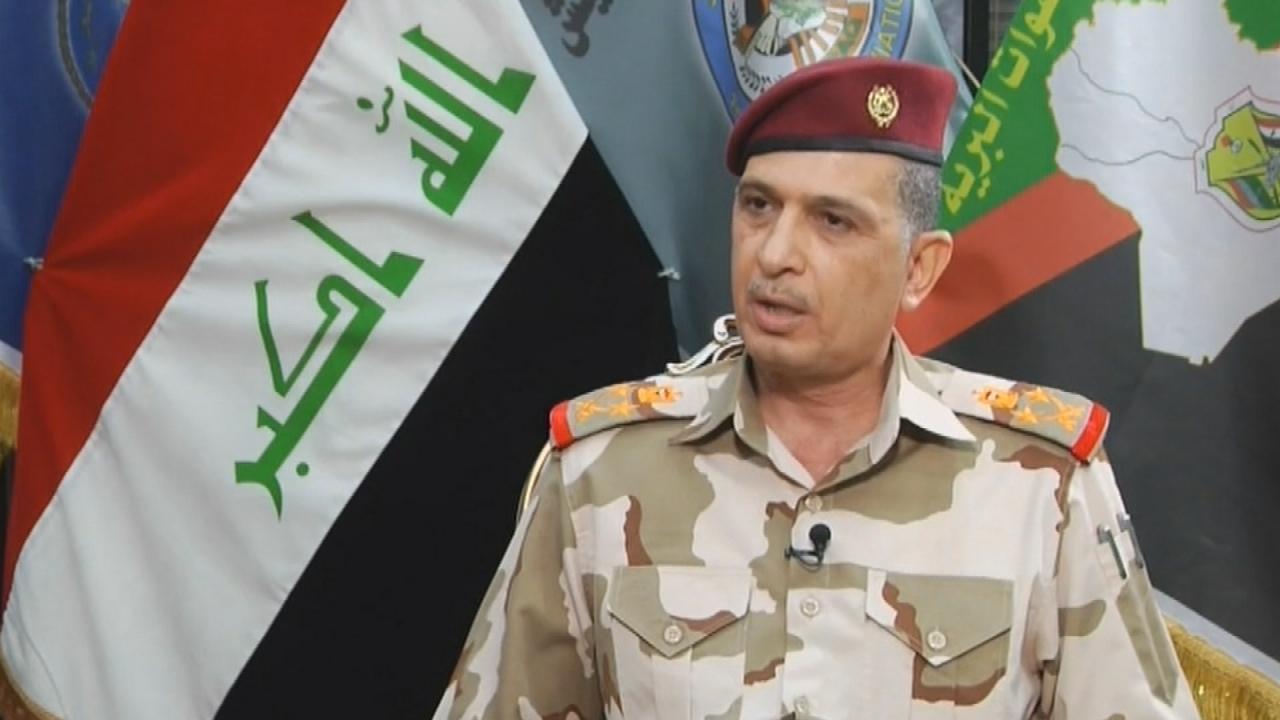 رئيس أركان الجيش العراقي يصل تركيا