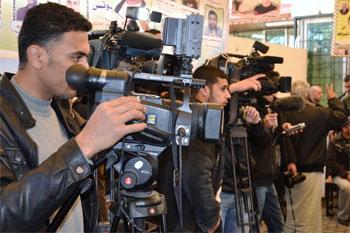 وزارة الاعلام الفلسطينية: ألف صحفي أجنبي تمكنوا من دخول غزة