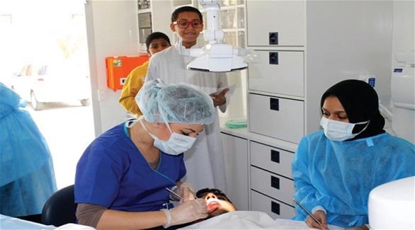 %65 نسبة التسوّس أسنان طلاب مدارس دبي