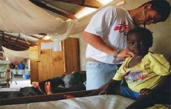 """""""أطباء بلا حدود"""": 6 أشهر على أقل تقدير للسيطرة على """"ايبولا"""""""