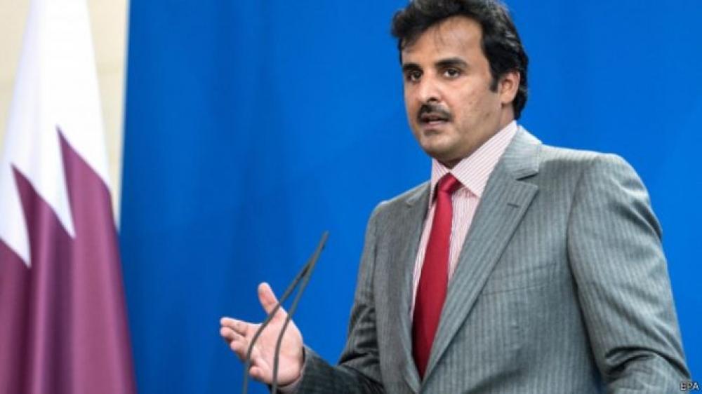 """قطر تنفي تقديم أي دعم لمنظمات """"إرهابية"""""""