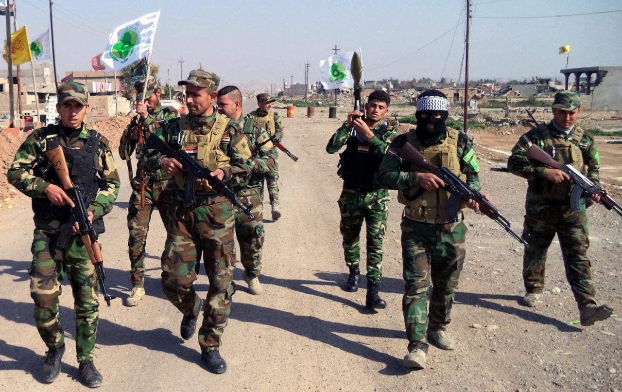 مصادر غربية: العراق يلجأ لمليشيات إيرانية لحماية بغداد
