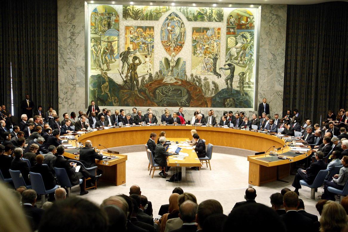 مشروع قرار أمريكي لفرض حظر نفطي على بيونغ يانغ