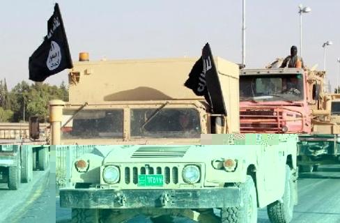 لماذا يهرب أوباما والتحالف من مواجهة الدولة الإسلامية بريا؟