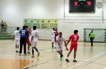 مباراة كرة يد سعودية تترشح لدخول غينيس للأرقام القياسية