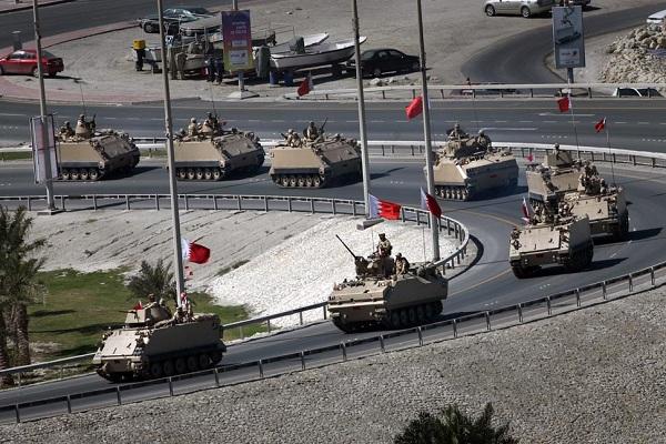 البحرين تضاعف إنفاقها العسكري لمواجهة التهديدات