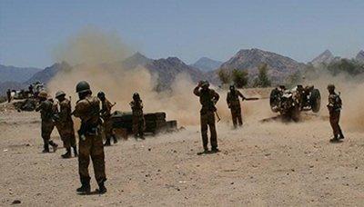 الجيش اليمني يواصل حربه ضد القاعدة جنوب شرق البلاد