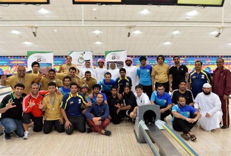 الإمارات تحرز الذهبية في بطولة الخليج للبولينغ لذوي الإعاقة السمعية
