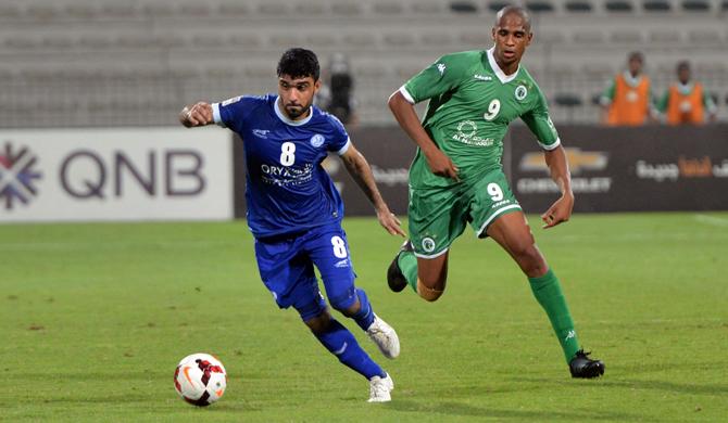 الشباب والنصر يتطلعان لنهائي إماراتي في بطولة الخليج